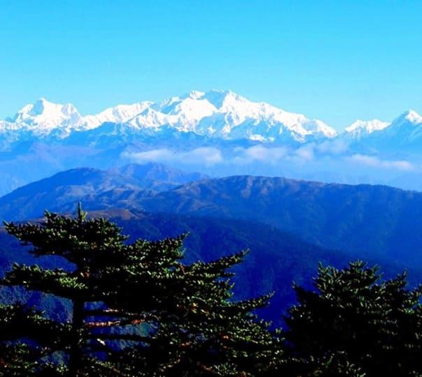 Trek to Sandakphu Peak, West Bengal