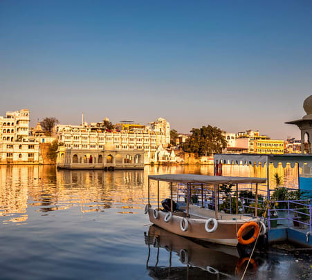 Winter And New Year Special Delhi: To Udaipur Flat - 13% Off