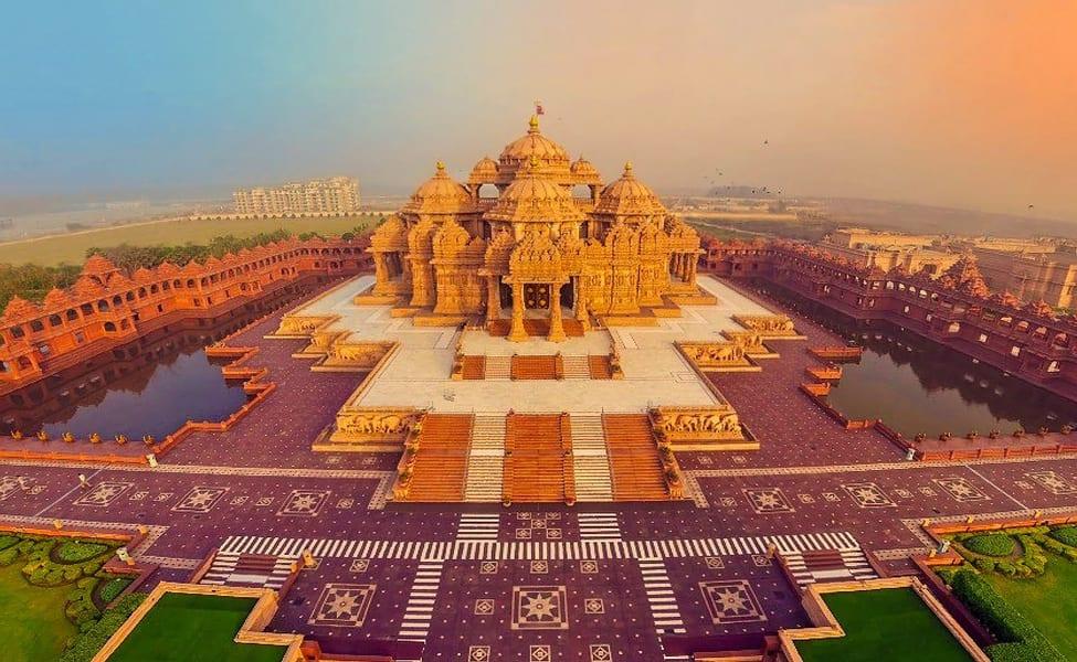 akshardham-temple-in-delhi-अक्षरधाम मंदिर