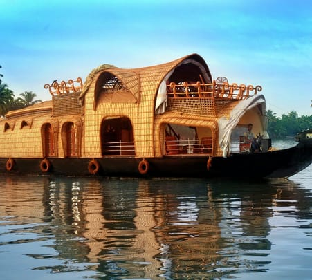 Mesmerizing Kerala - 5 Nigths & 6 Days Ex. Mumbai