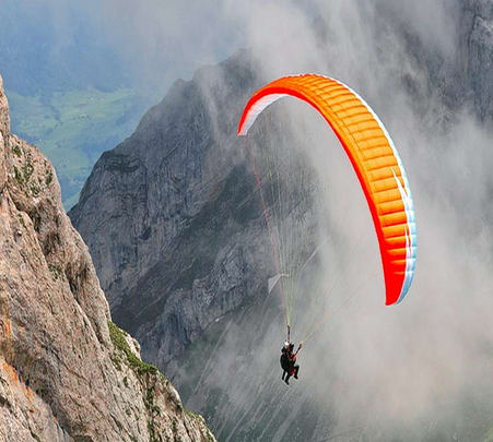 Paragliding at Kamshet Flat 15% off
