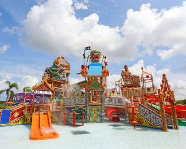 Ramayana Waterpark in Pattaya - Flat 20% off