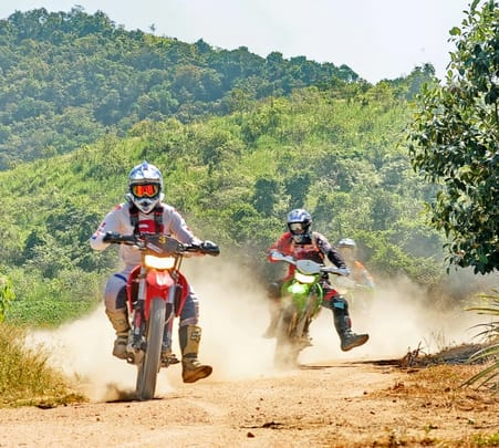 Enduro Madness - Full Day Dirt Bike Riding in Pattaya