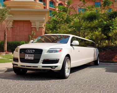 Limousine Ride in Dubai- Flat 10% off