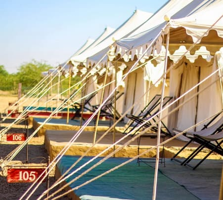 Luxurious Camping in Jaisalmer Flat 20% off