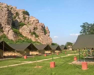 Adventurous Day Outing Package Near Delhi - Flat 21% Off