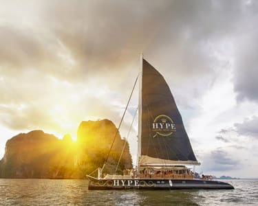 Hype Luxury Boat Club Flat 15% off