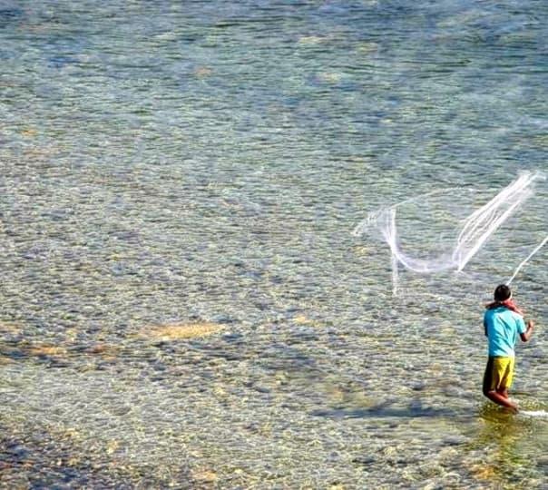 Fishing In Ooty