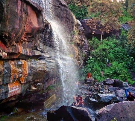 Mahadev Paani Waterfall Trek, Bhopal