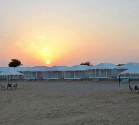 Rajputana Desert Camp, Jaisalmer @ Flat 10% off