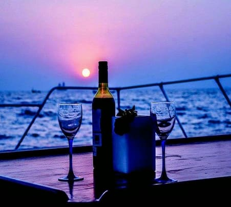 Champagne Breakfast Cruise in Goa
