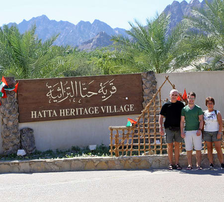 Hatta Mountain Safari Tour