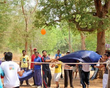 Team Outing at Windflower Prakruthi Resort in Bangalore