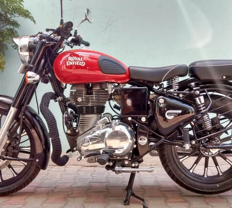 Rent a Royal Enfield Bike in Gokarna at the Best Rate