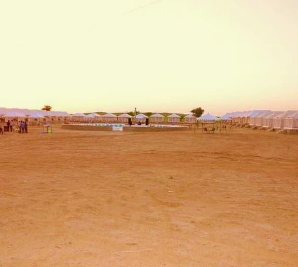 Rajputana Desert Camp, Jaisalmer
