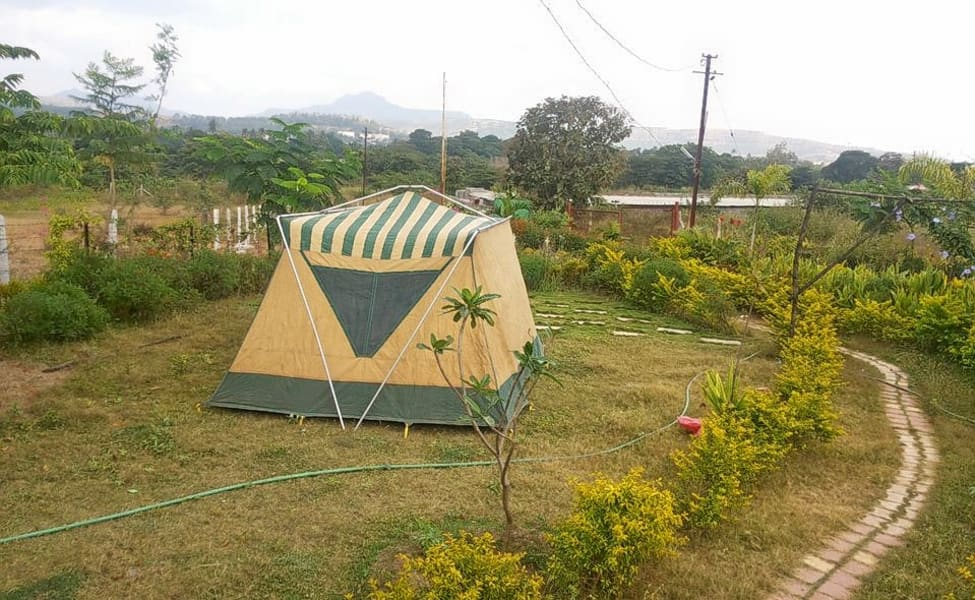 Overnight Camping In Bhor Near Pune