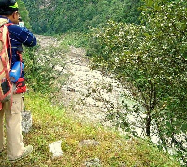 Kunjapuri Trek in Rishikesh