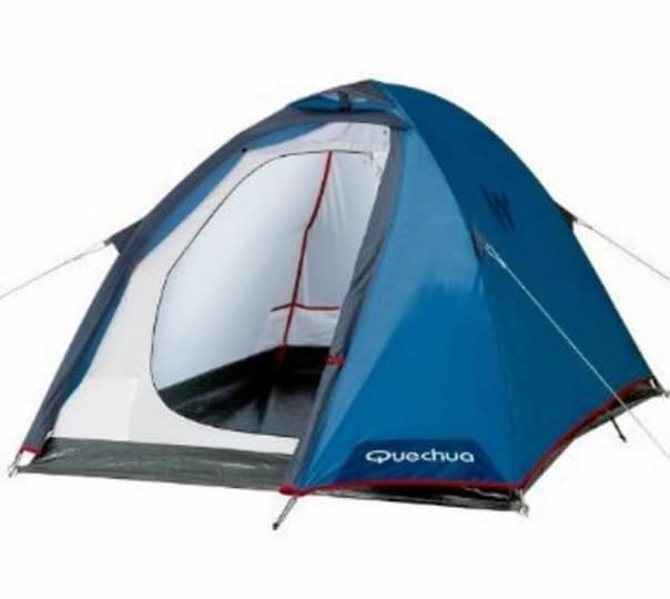 Quechua Tents T2, T3 on Rent