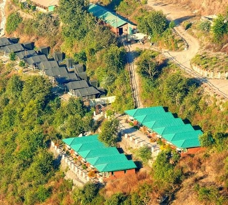 Tented Stay at the Himalayan Eco Lodges