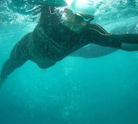Swim from Vasco to Dona Paula in Goa
