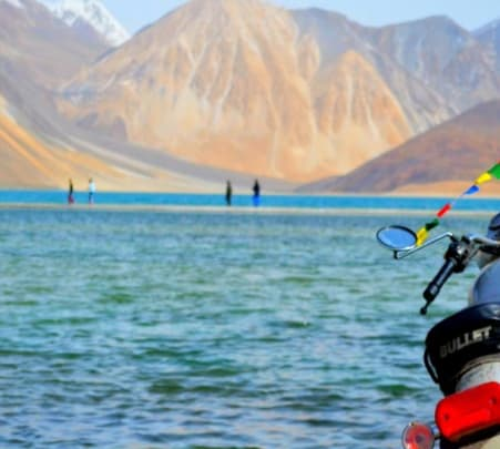 Srinagar to Manali 10d/9n Motorcycle Tour