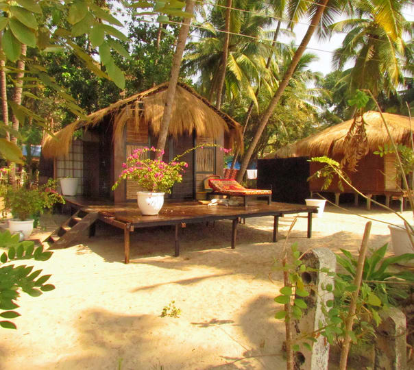 Beach Stay in Goa