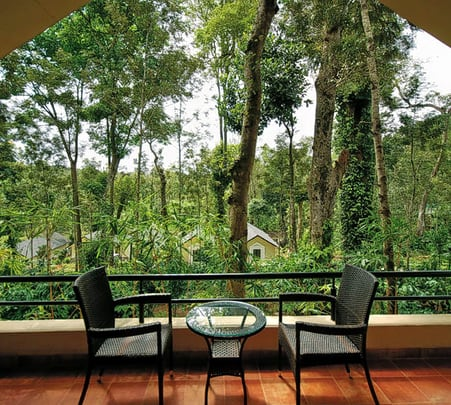 Stay at Windflower Resort and Spa in Wayanad