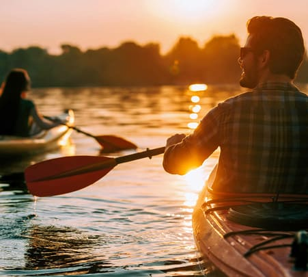 Single Kayaking Experience in Kochi Flat 25% off