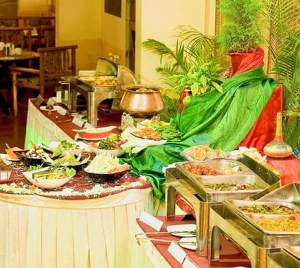 Sunday Brunch At Ramanashree California Resort In Bangalore