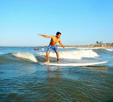 Basics of Surfing, Chennai