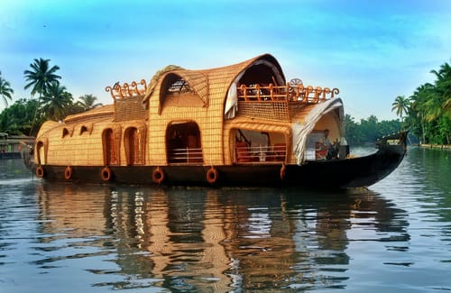 Image result for luxury boat allely kerala