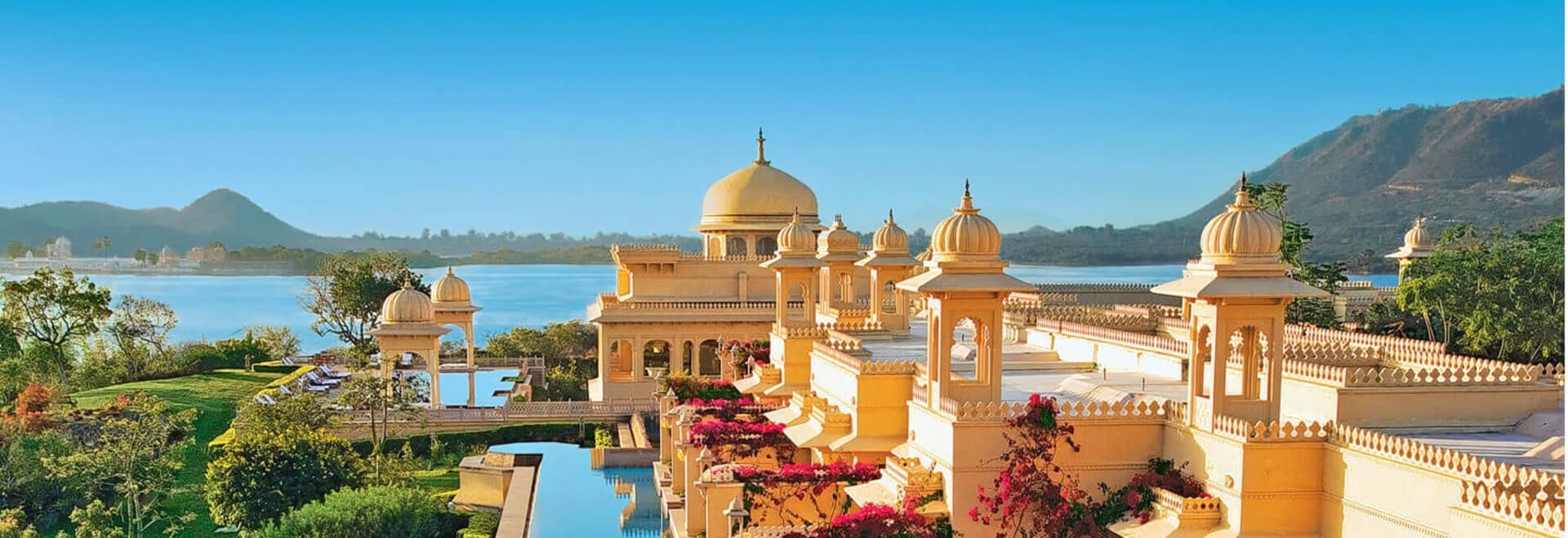 Top ten holiday resorts in india for Luxury places