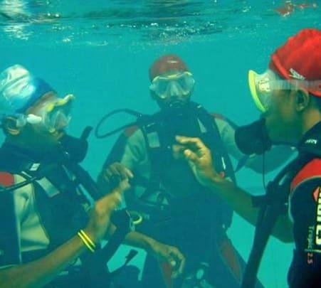 A Diving Trip, Kochi