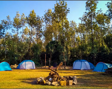 Campsite with Fun-filled Activities near Chikmagalur - Flat 21% off