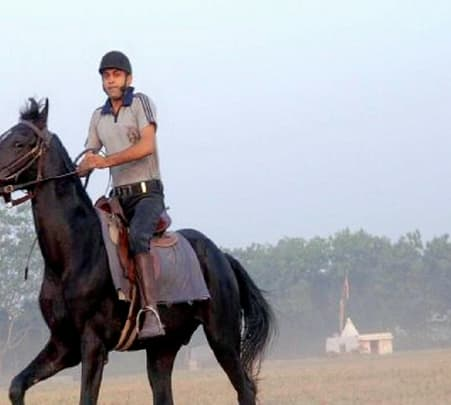 Day Horse Riding in the Lush Hills of Goa