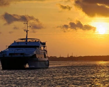Sunset Dinner Cruise in Bali- Flat 20% off