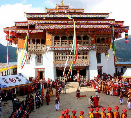 Sightseeing Experience in Bhutan