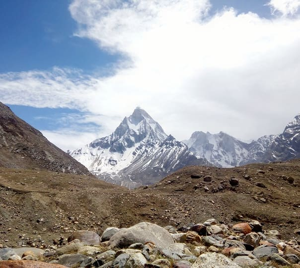 Mount Thelu Expedition