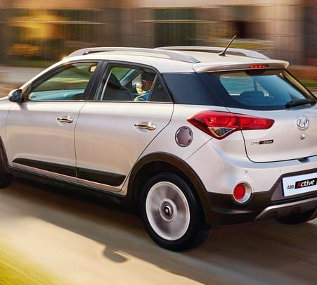 Rent an I20 For a Day in Goa