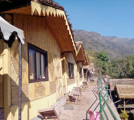 Camping and Adventure Activities in Rishikesh