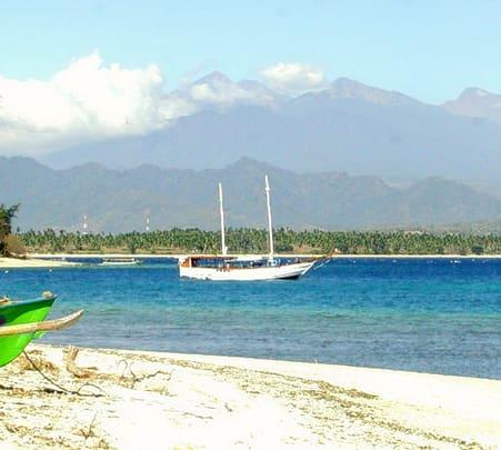 Gili Island Fast Boat Ride in Bali