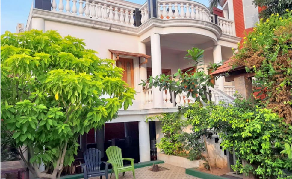 Homestay With Swimming Pool In Pondicherry Flat 17% Off