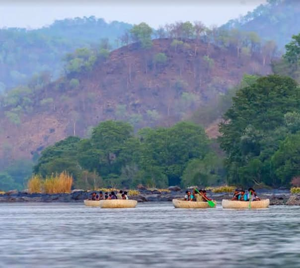 Adventurous Water Sports and Eco Trek near Chitradurga