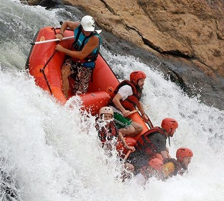 Trishuli Rafting in Nepal