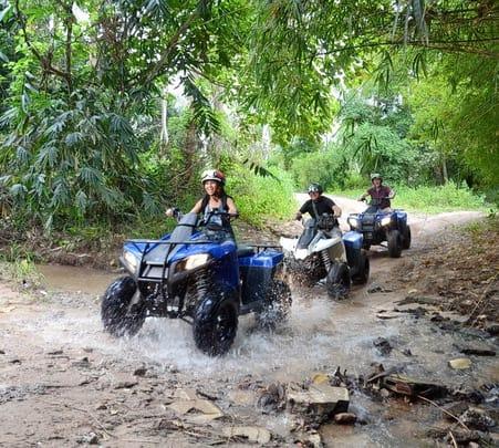 Ultimate Atv Ride in Pattaya (4 Hrs)