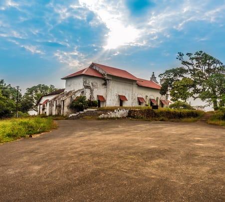 The Three Kings Trail in Goa