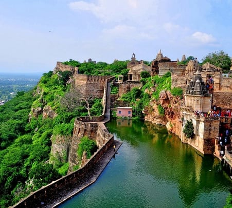 Chittorgarh Day Tour from Udaipur