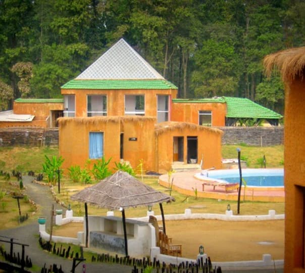 Stay in Resort at Kanha