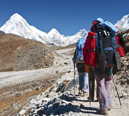 14 Days Trek to Pokhalde Peak in Nepal