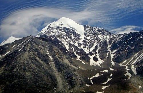 Bagini Glacier Trekking In Uttarakhand